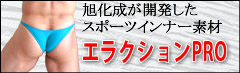 エラクションPRO メンズビキニ